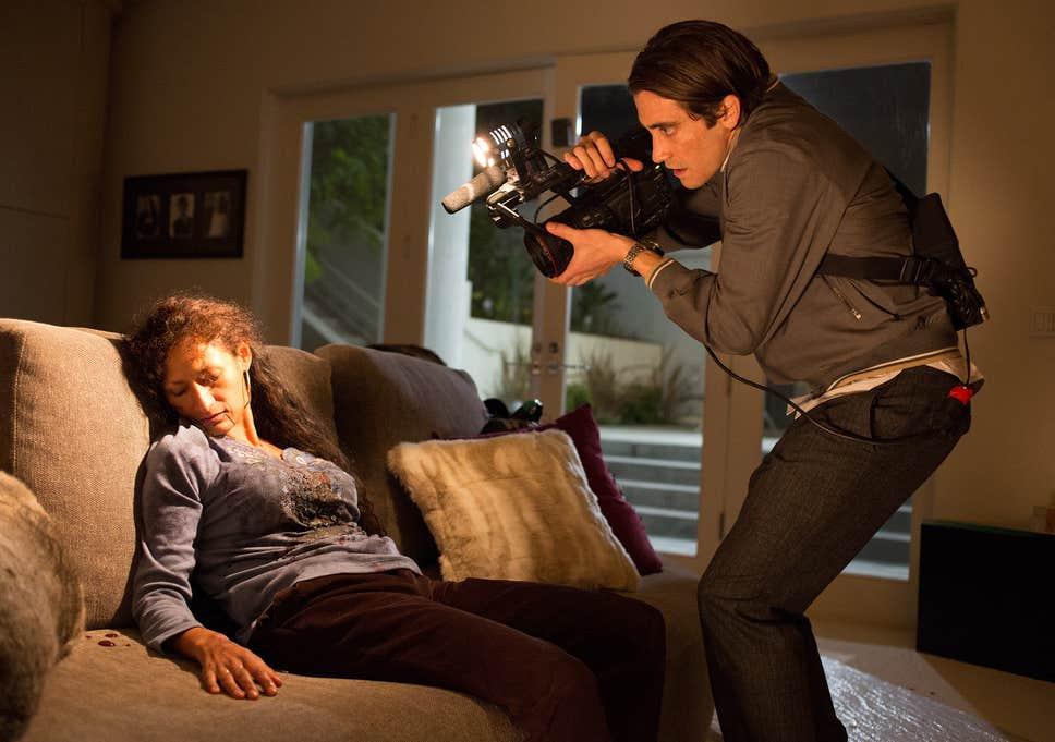 Nightcrawler filme thriller