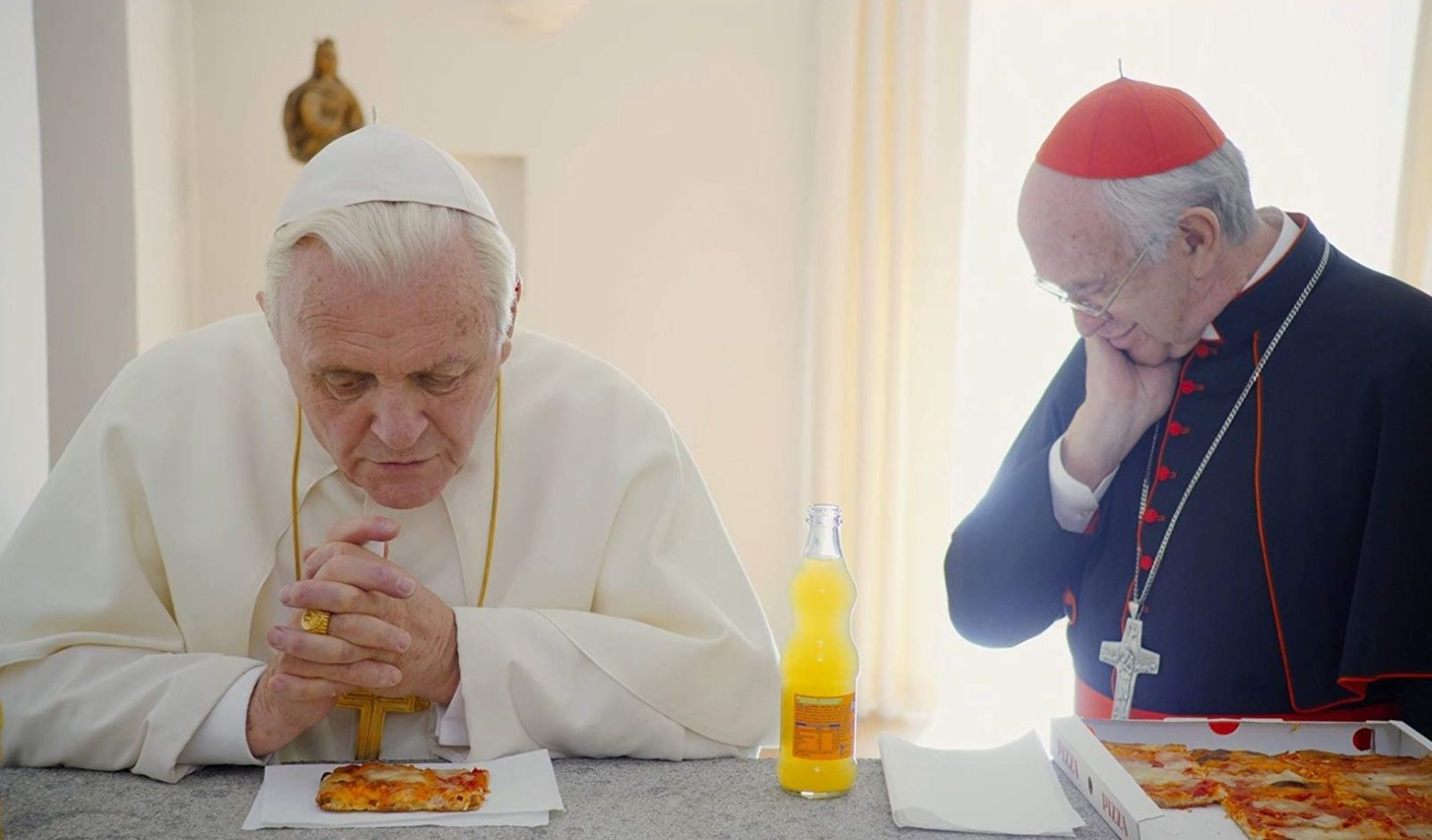 The-Two-Popes - filme 2019 online