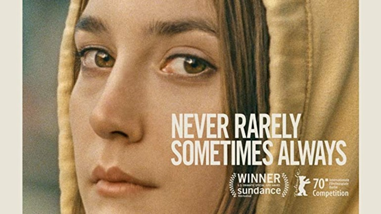 never. rarely. sometimes. always filme noi