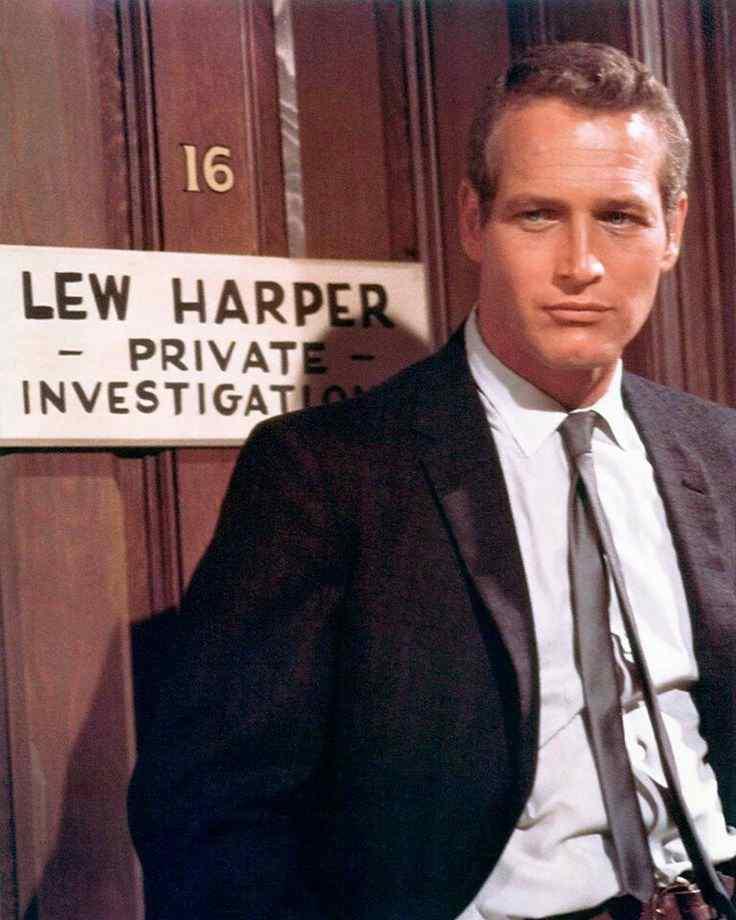 Harper filme politiste