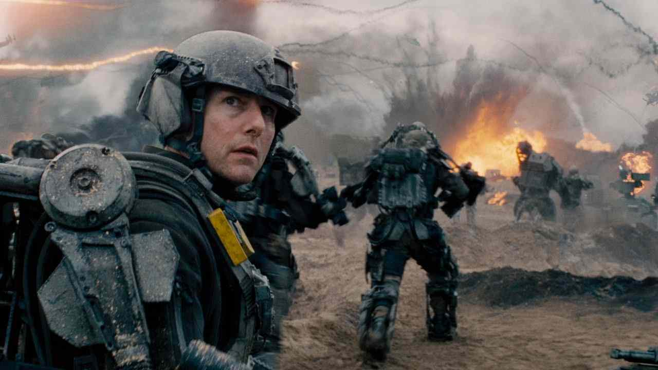 edge of tomorrow filme apocaliptice