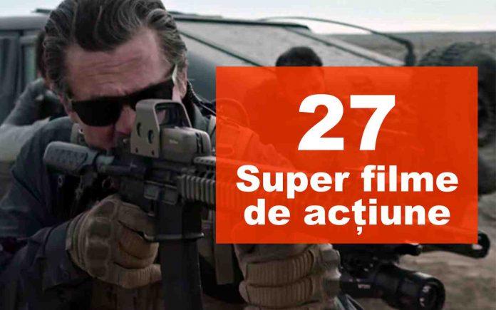 filme de acțiune