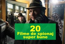 filme spionaj top