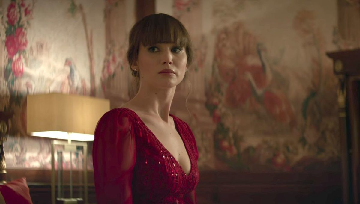 red sparrow filme spionaj
