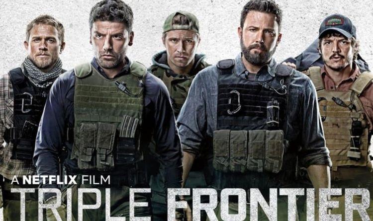 triple frontier filme de acțiune