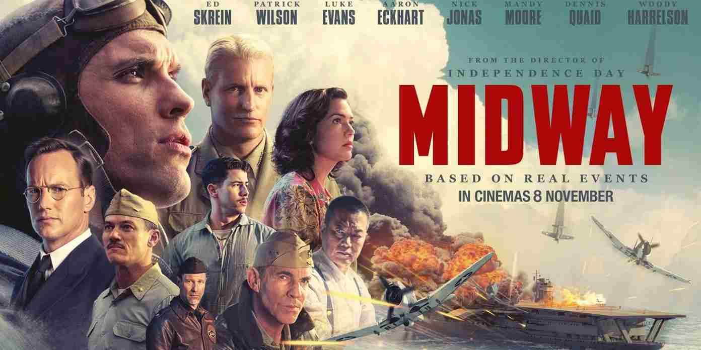 Midway filme istorice