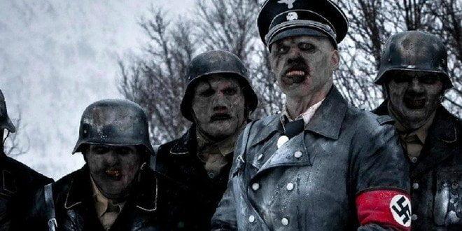 dead snow filme cu zombie
