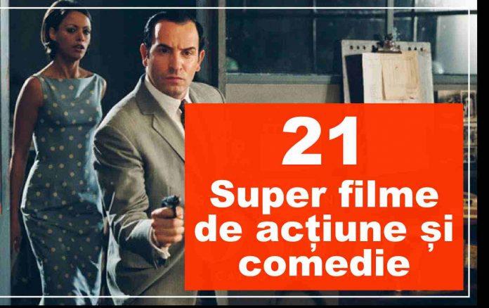 super filme actiune comedie
