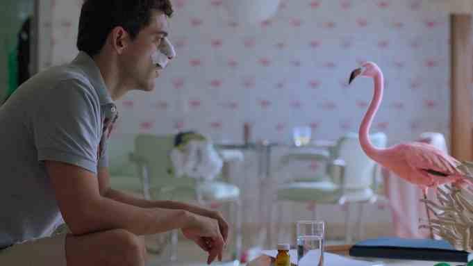 Time Share (Tiempo Compartido) - filme psihologice