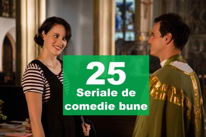 top seriale de comedie