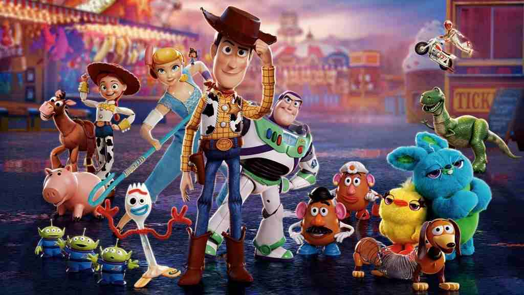 Toy Story-cele mai bune filme pentru copii