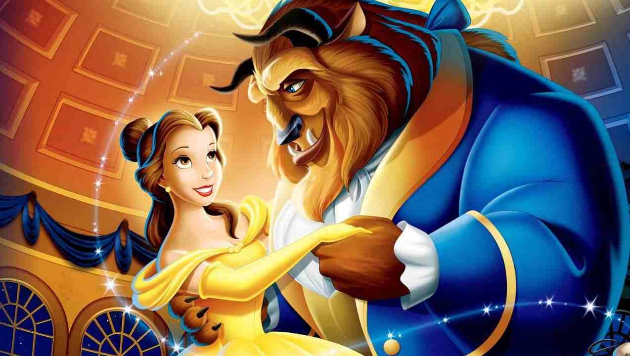 beauty-and-the-beast-filme pentru copii