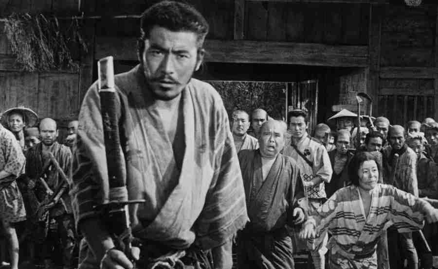 mifune cei sapte samurai filme vechi