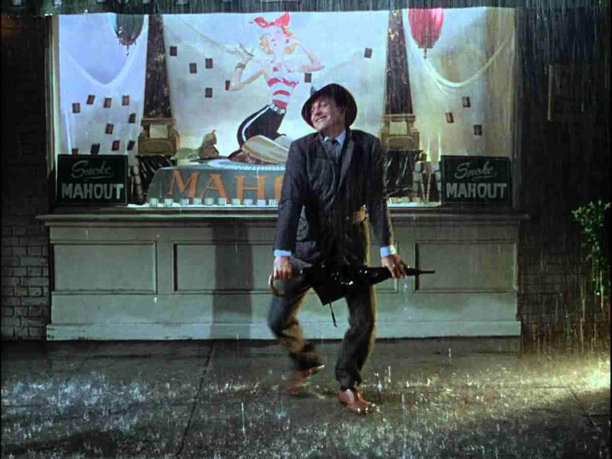 singin in the rain gene kelly filme vechi