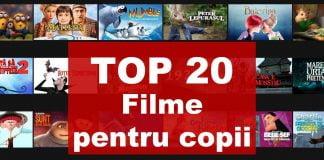 top filme pentru copii