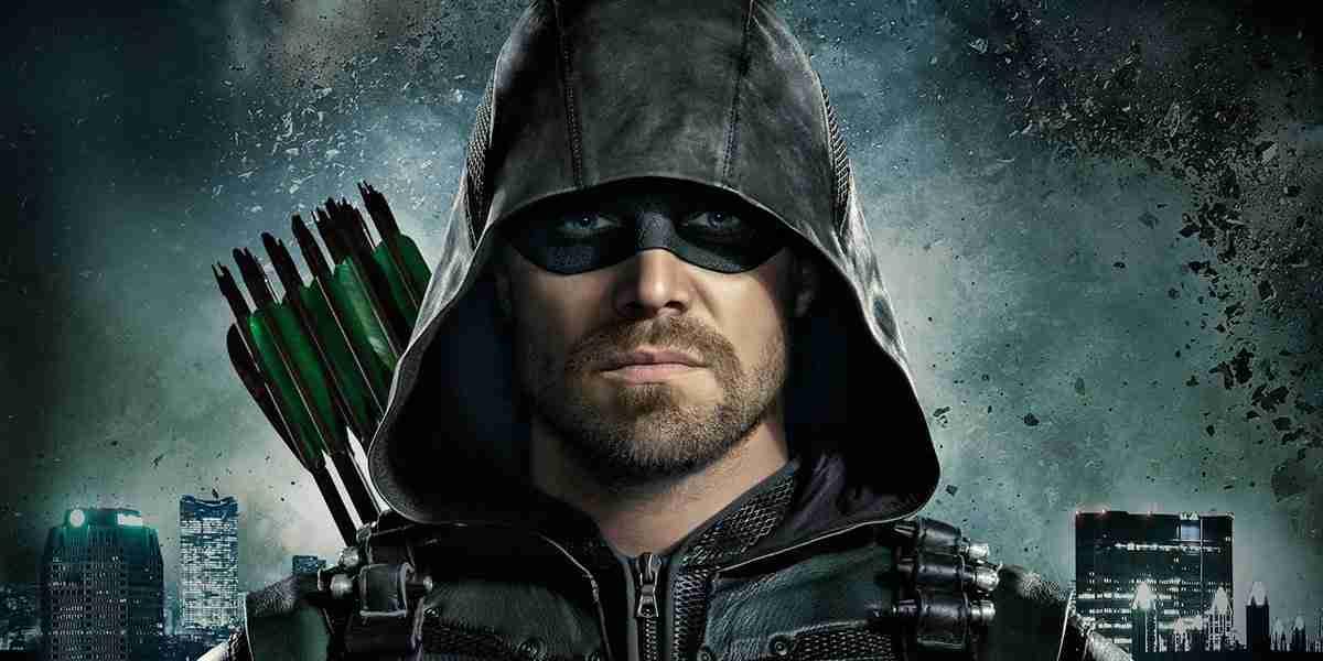 Green Arrow seriale de fantasy