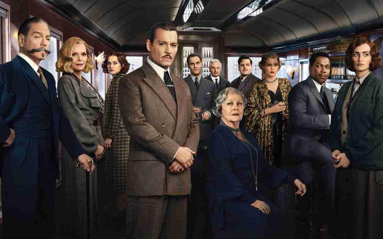 Murder on the Orient Express filme agatha christie
