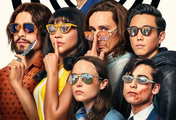 The umbrella academy seriale fantastice