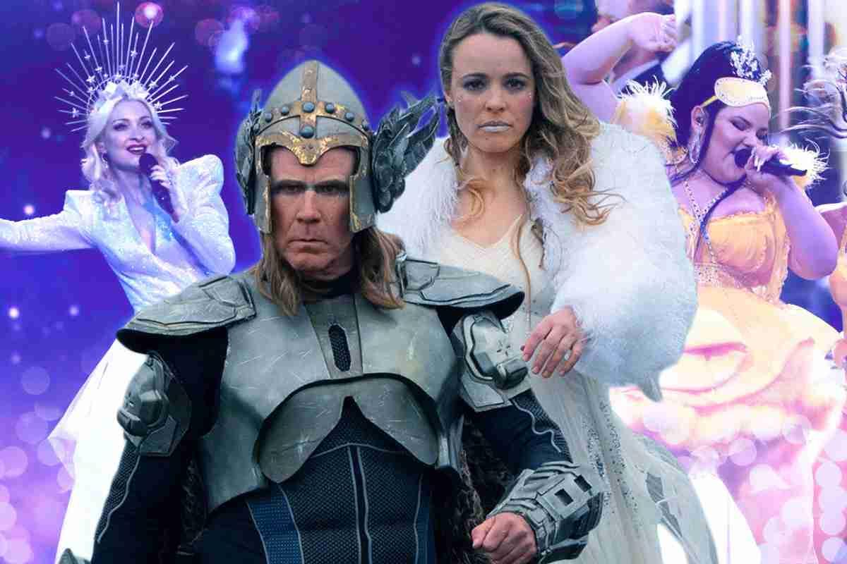eurovision song contest comedii noi