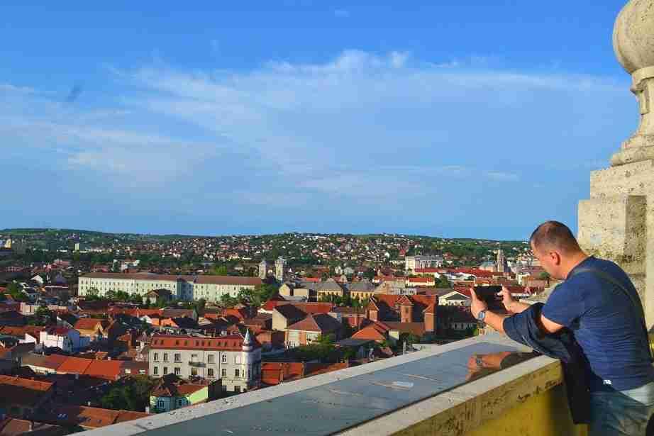 obiective turistice bihor turnul primariei oradea