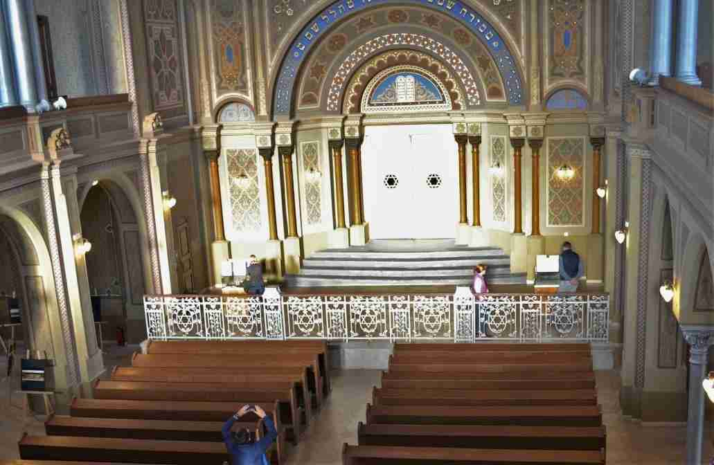 sinagoga locuri vizitat bihor