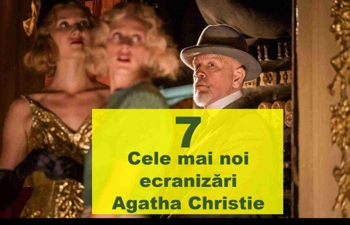 top filme agatha christie