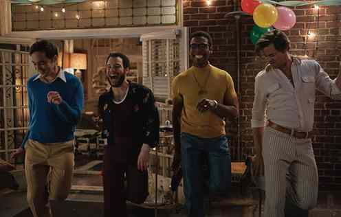 the boys in the band filme noi netflix
