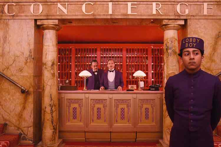 the grand budapest hotel filme frumoase