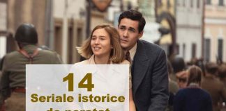 top seriale istorice
