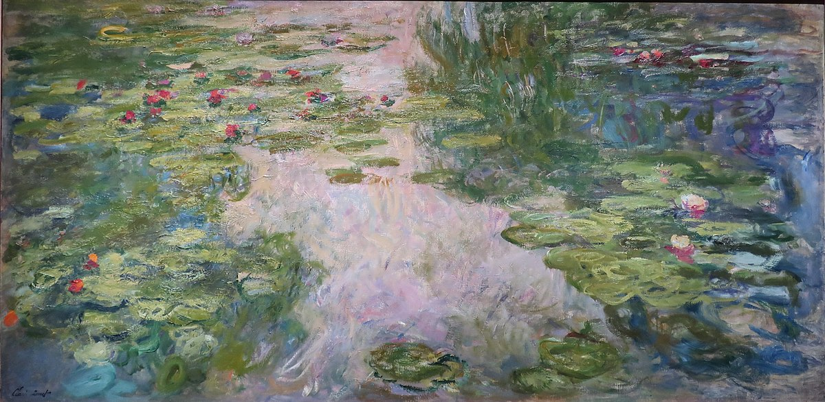 1200px-Claude_Monet_-_Water_Lilies,_1917-1919 picturi faimoase