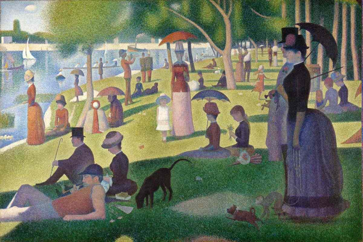17. Georges-Seurat-A-Sunday-Afternoon-on-the-Island-of-La-Grande-Jatte