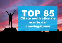 citate motivationale scurte lista
