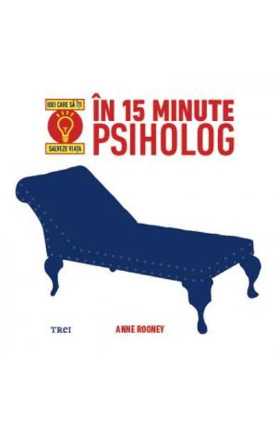 in 15 minute psiholog carti de psihologie