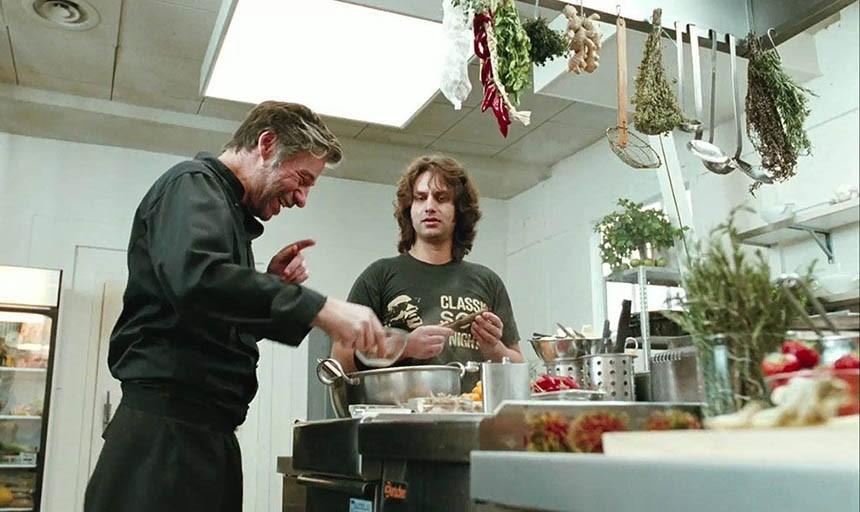 Soul Kitchen filme cu bucătari