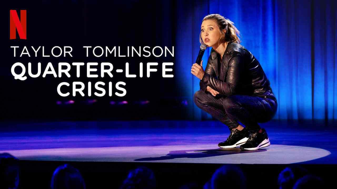 Taylor Tomlinson Quarter-Life_Crisis standup netflix