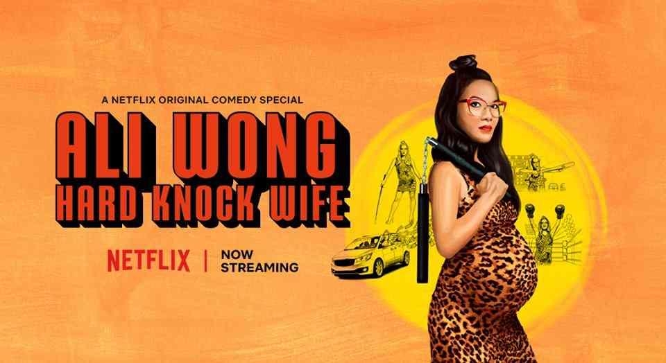 ali-wong-hard-knock-wife standup netflix