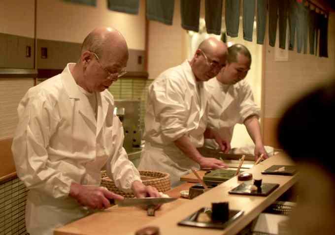 jiro dreams of sushi filme cu bucătari chefi