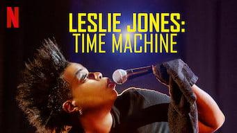leslie jones time machine standup netflix