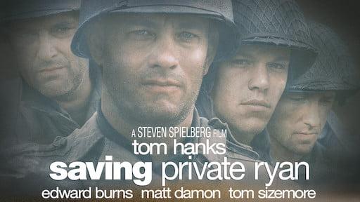 saving private ryan filme anii 90
