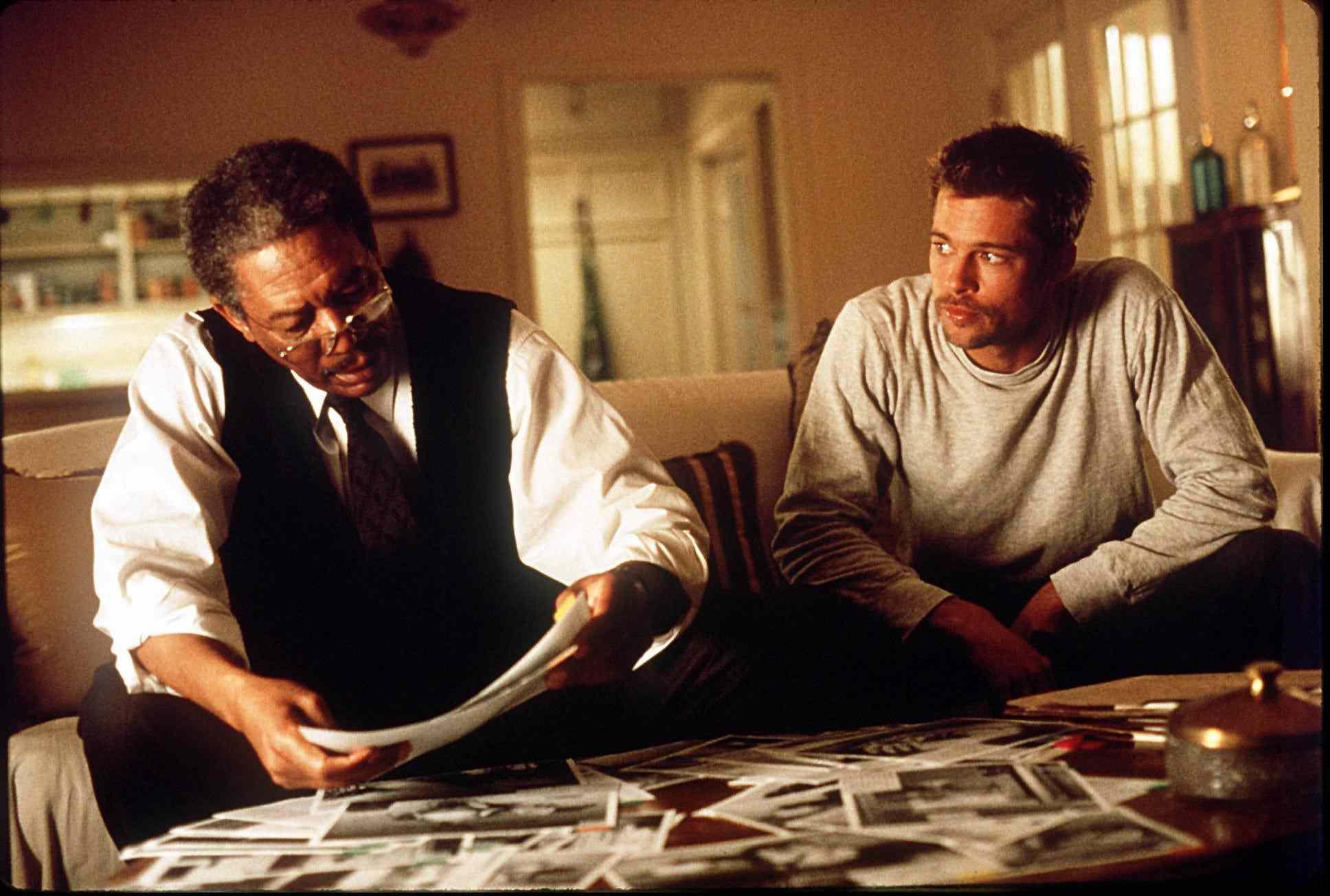 seven filme anii 90