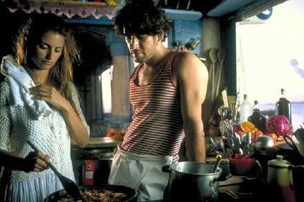 woman on top filme cu bucătari