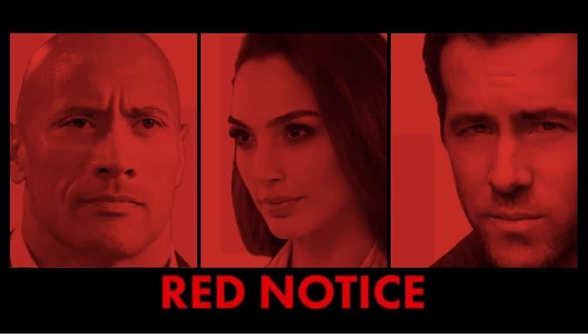 red-notice-filme netflix 2021