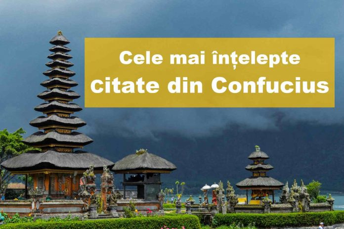 top citate confucius