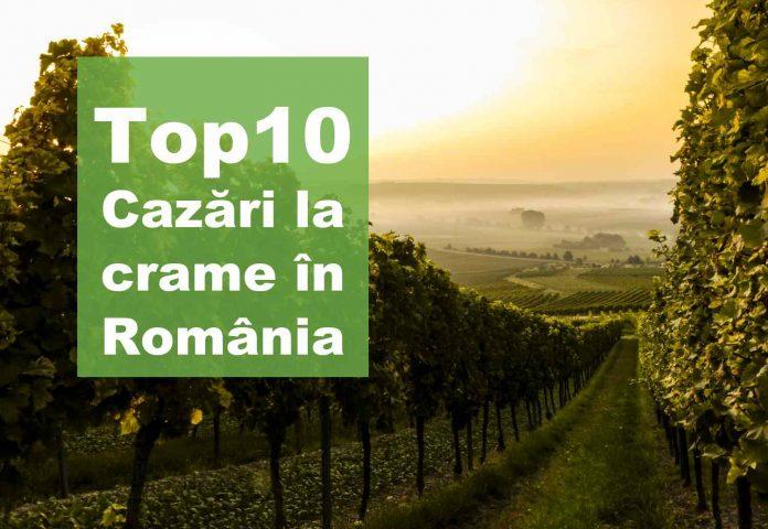 cazari la crame in Romania