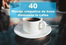 top mesaje de buna dimineata la cafea