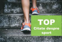 top citate despre sport